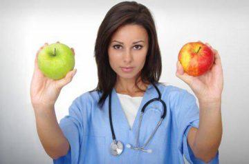Аллергия на яблоки: как проявляется и что делать