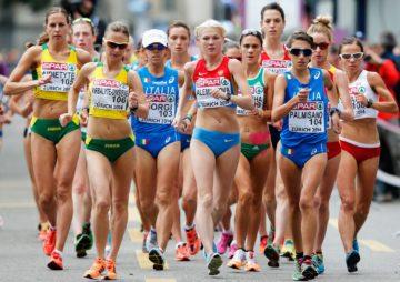 Спортивная ходьба как источник здоровья
